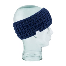 NOWA OPASKA COAL THE WAFFLE HEADBAND NAVY