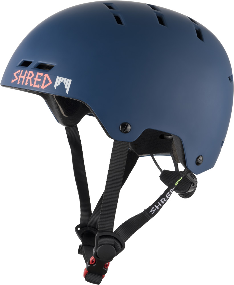 SHRED BUMPER - kask snowboard rolki rower R. S 51-54 cm